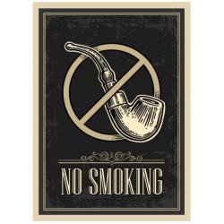 Aucollant Espace non fumeur