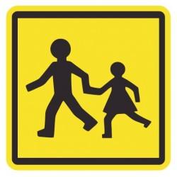 Autocollant Transport d'enfants