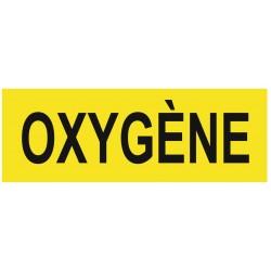 Panneau oxygène