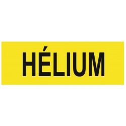 Panneau hélium