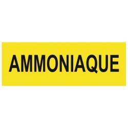 Panneau ammoniaque