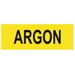 Panneau argon
