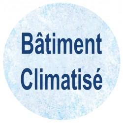 Batiment climatisatisé