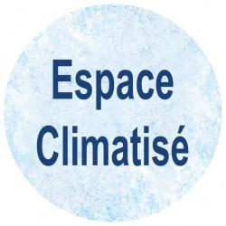 Espace climatisé