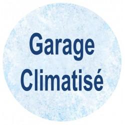 Garage climatisé
