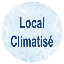 Local climatisé