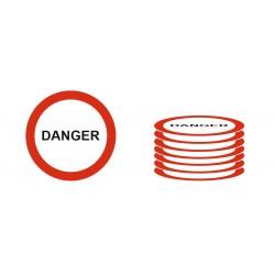 Panneau lot danger