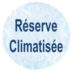 Réserve climatisée