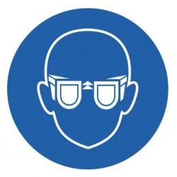 Panneau lunettes soudeurs obligatoires
