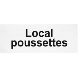 Local poussettes