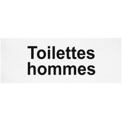 Toilettes hommes