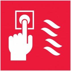 Panneau alarme incendie