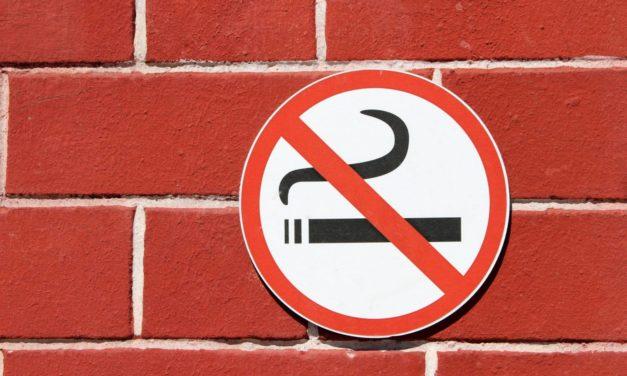 Interdiction de fumer dans les bars