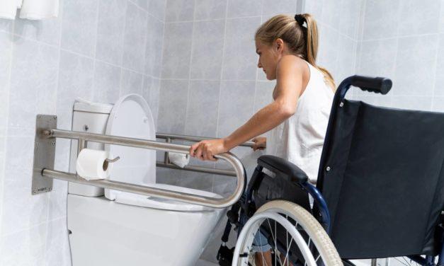 Accessibilité : aménager des sanitaires PMR