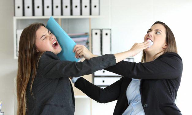 Comment réagir face à l'agressivité au travail